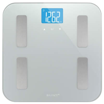 Balance High Accuracy Body Fat Scale. Best bathroom scale reviews