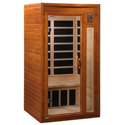 Better Life 1 2 Person Carbon Infrared Sauna
