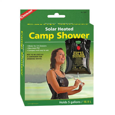 Coghlan Camp Shower