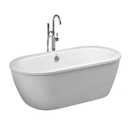 American Standard 2764014M202.011 Cadet Freestanding Tub Arctic White