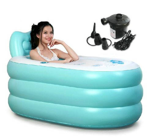 10 Best Inflatable Hot Tub Reviews In 2017