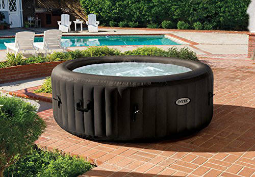 10 best inflatable hot tub reviews in 2017 - Soft tube whirlpool ...