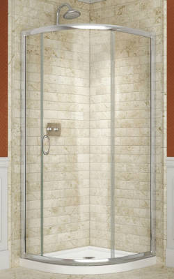 dreamline solo frameless sliding shower enclosure