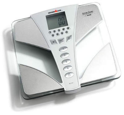Tanita BC554 Ironman Glass InnerScan Body Composition Monitor