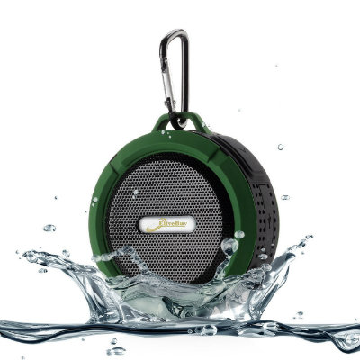 Elivebuy Driver Portable Waterproof Bluetooth Speaker