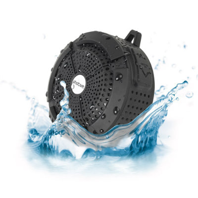 Photive Rain WaterProof Portable Bluetooth Shower Speaker