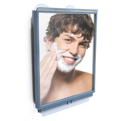 Fogless Shower Mirror From ToiletTree