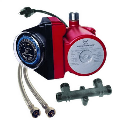 Grundfos 595916 Comfort Series Recirculator Pump