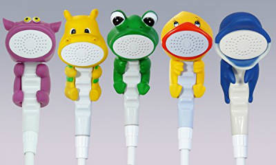 ConservCo Fun Shower Wands For Kids