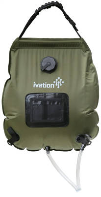 Ivation 5 Gallon Portable Outdoor Shower