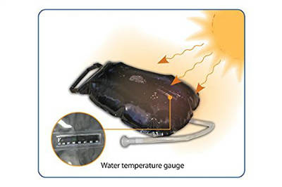 Solar Water Bag Heating