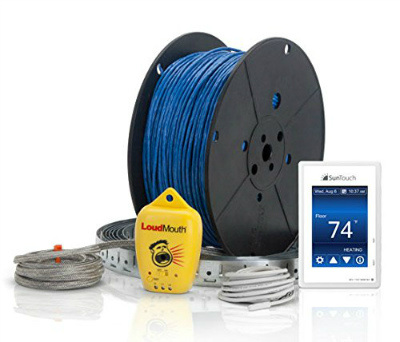 SunTouch 70 Sq Ft Cable WarmWire Floor Heat Kit