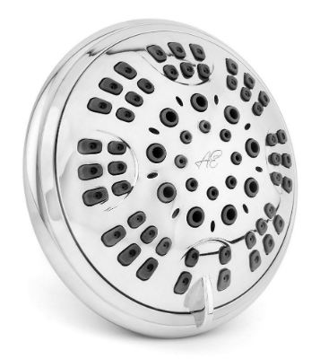 Aqua Elegante 6 Function Amazing High Pressure Showerhead