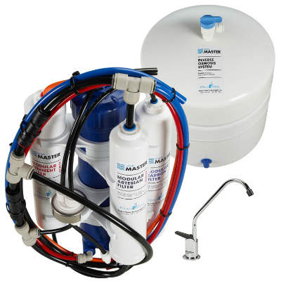 Home Master Undersink Reverse Osmosis Water Filter System