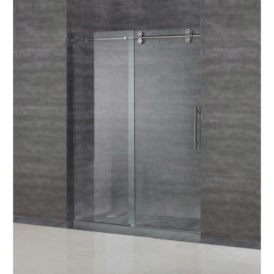 Aston SDR978 SS 60 10 Frameless Sliding Shower Door