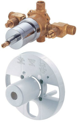 Danze D112000BT Shower Single Control Pressure Balance Mixing Valve