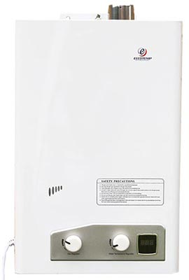 Eccotemp FVI 12 NG High Capacity Gas Tankless Water Heater