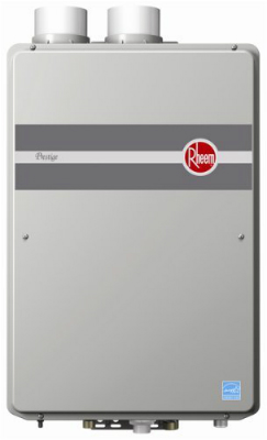Rheem RTGH 95DVLN Indoor Direct Vent Tankless Natural Gas Water Heater