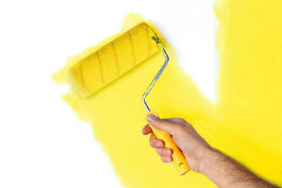 Paint Which Is Formulated To Resist The Growth Of Mold
