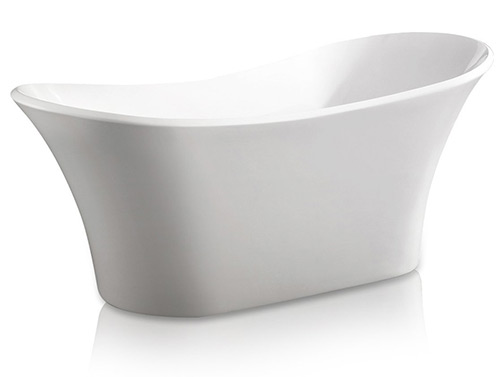 best material for freestanding tub. AKDY AZ F274 Bathroom Freestand Acrylic Bathtub Best Free Standing Tub Reviews in 2017