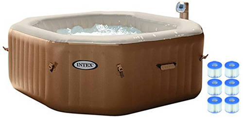Intex Pure Spa 4 Person Hot Tub